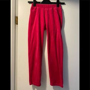Hannah Andersson pull on pants girls 140